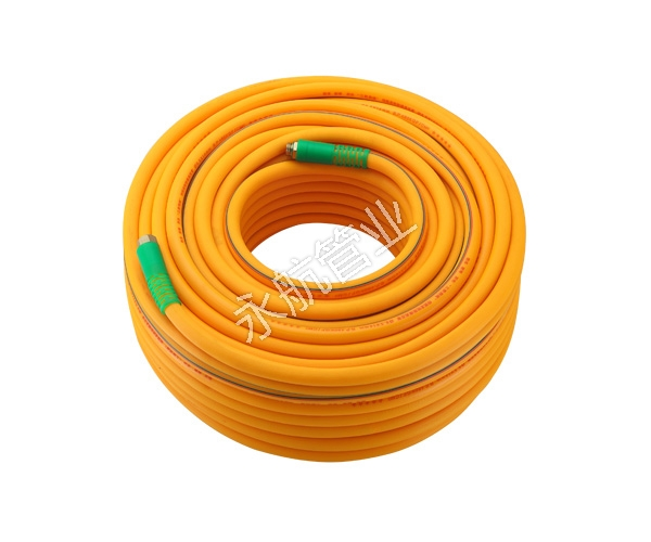 Yellow 5 Layers Hose