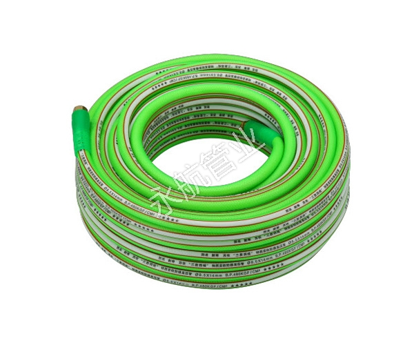 Green 3 Layers Hose